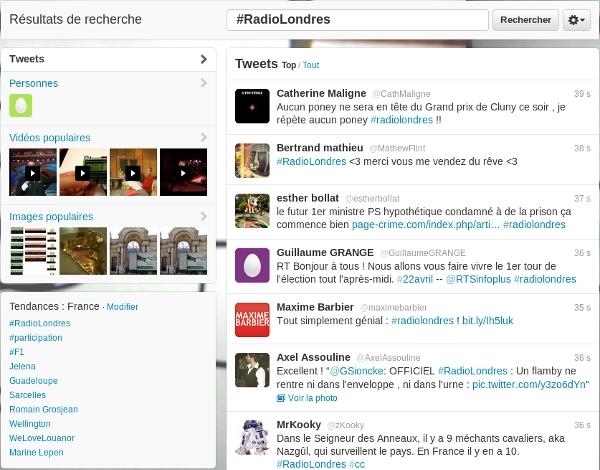 Radio Londres #RadioLondres