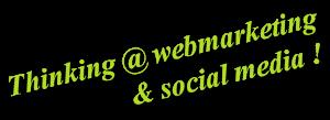 penser webmarketing et social media