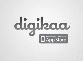 l'appli Digikaa sur l'appstore