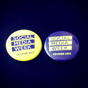 badges smw paris 2013