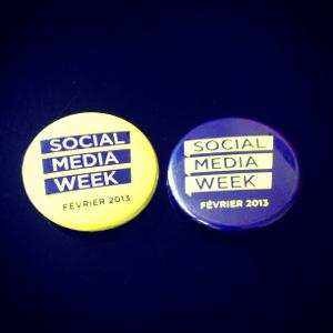 badges smw paris 2013