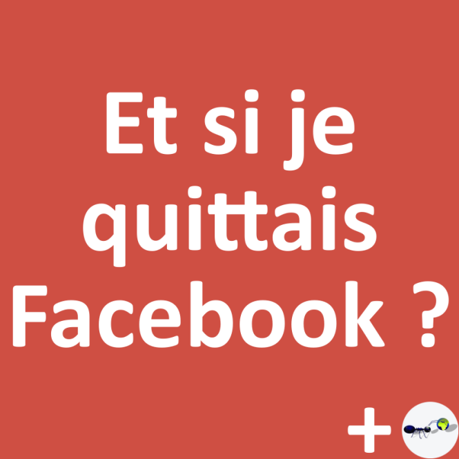 Quitter sa page Facebook
