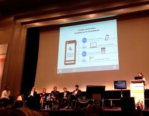 slide 1 sur 5 conversions réalisées sur le smartphone
