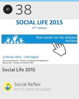 Baromètre annuel des usages des réseaux sociaux en France