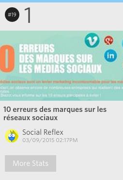10 erreurs récurrentes des marques qui débutent sur les réseaux sociaux