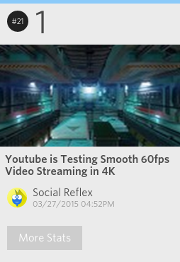 Youtube is Testing Smooth 60fps Video Streaming in 4K