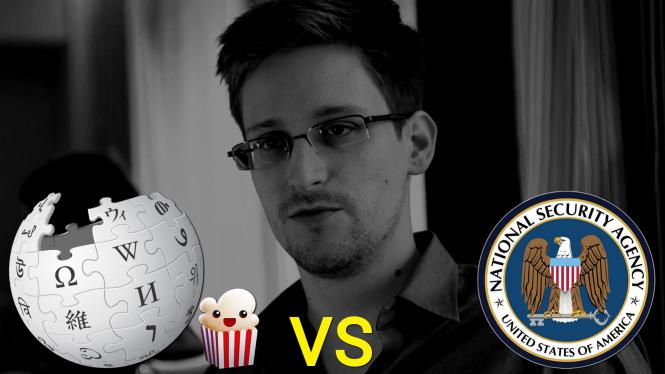 Wikimedia VS NSA