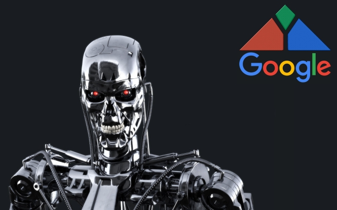 Skynet - Google - Boston Dynamics